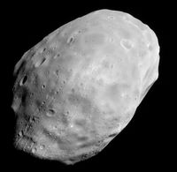 Espace habité par des extra terrestres ? Phobos