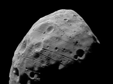 Espace habité par des extra terrestres ? Phobos2