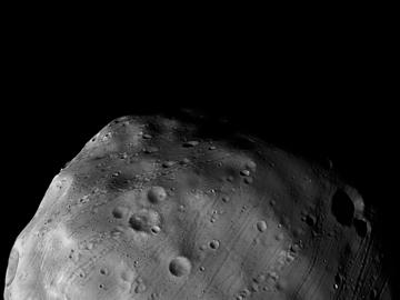 Espace habité par des extra terrestres ? Phobos3