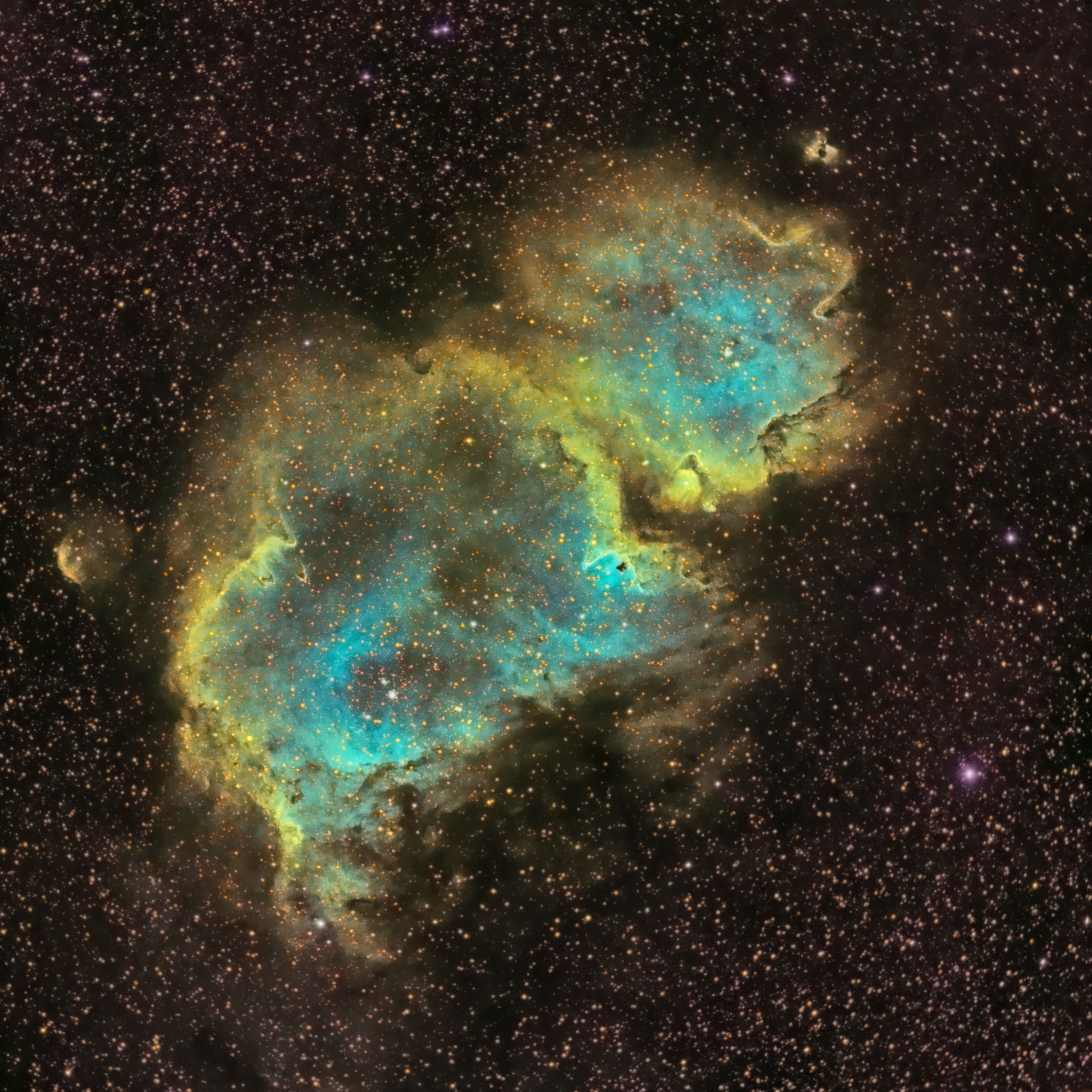 Image Gallery soul nebula