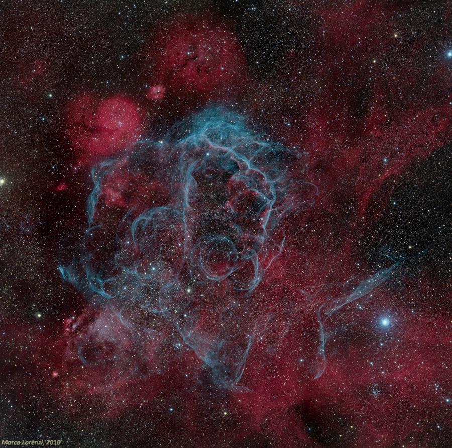 vela supernova star -#main