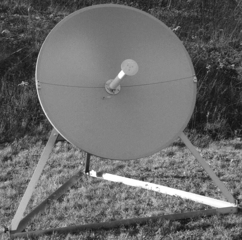 satellites reception. Black Bedroom Furniture Sets. Home Design Ideas