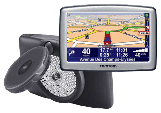 gps tomtom europe xl