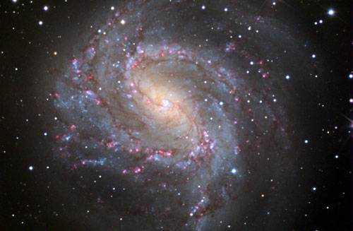 galaxies wallpaper 3d