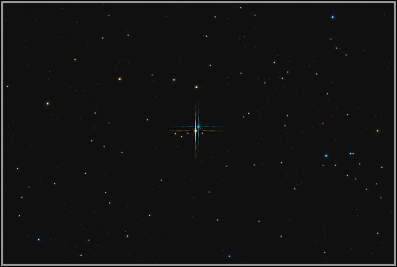 Albiréo - Beta Cygni Etoile double