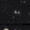 LA petite NGC 7026 en poses rapides