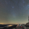 pic du midi airglow zodiacallight