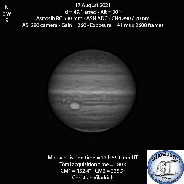 Jupiter-17August2021-22h59UT-RC500-ASI29
