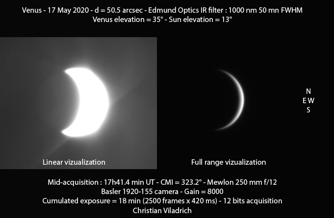 Venus-17May2020-17h41minUT-M250-B1920-IR