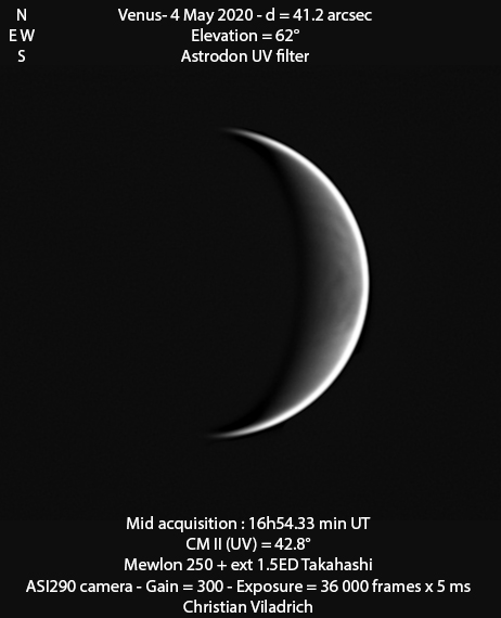 Venus-4May2020-16h54minUT-M250-ASI290-UV