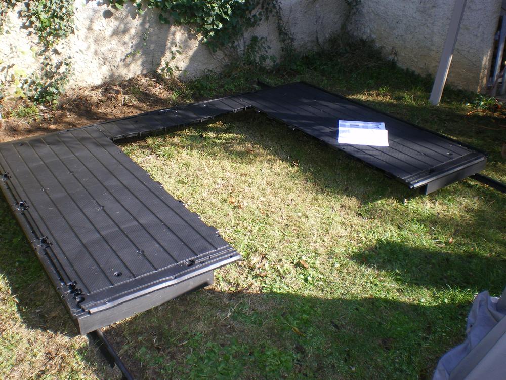 Photographies astronomie for Plancher pour abri de jardin